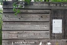 L'Imbut, Aiguines, France