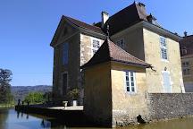 Chateau de Longpra, Saint-Geoire-en-Valdaine, France