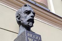 Hugo Wolf's Birth House, Slovenj Gradec, Slovenia