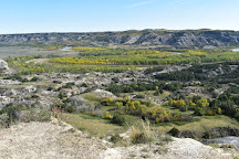 Oxbow Overlook, Theodore Roosevelt National Park, United States