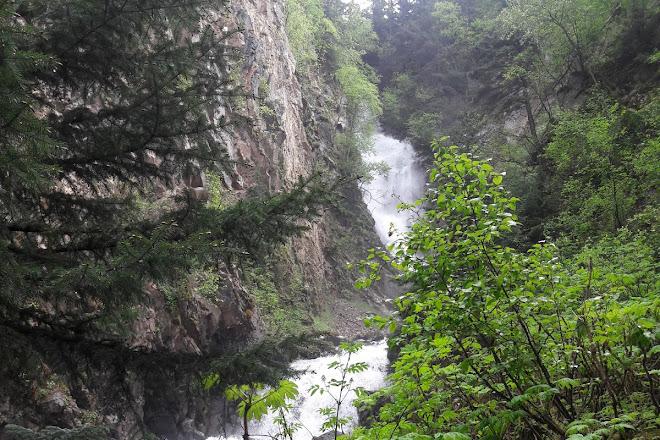 Lower Reid Falls, Skagway, United States