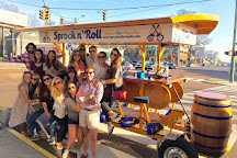 Sprock n' Roll Party Bike, Memphis, United States