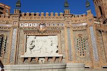 Plaza del Torico, Teruel, Spain