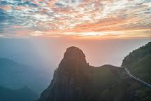 Wugong Mountain (Wu-kung), Luxi County, China