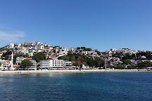 Small Beach, Ulcinj, Montenegro
