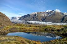 Skaftafell / Vatnajökull National Park, Vatnajokull National Park, Iceland