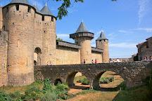 La Cite Medievale, Carcassonne, France