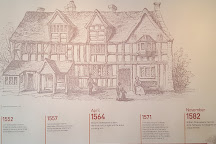 Shakespeare's Birthplace, Stratford-upon-Avon, United Kingdom