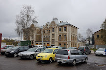 Great Choral Synagogue, Grodno, Belarus