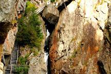 Cascade de la Pissevache, Vernayaz, Switzerland