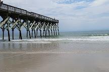 Crystal Pier, Wrightsville Beach, United States