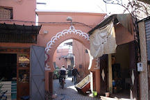 Souk des Teinturiers, Marrakech, Morocco