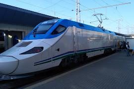 Железнодорожная станция  Taschkent Pass Zentr
