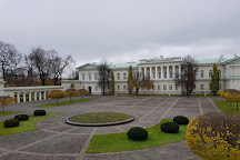 Presidential palace viewpoint, Vilnius, Lithuania
