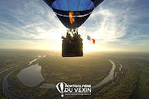 Montgolfiere du Vexin, Cherence, France