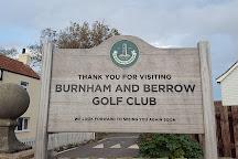 Burnham and Berrow Golf Club, Burnham-On-Sea, United Kingdom