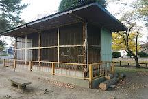 Ruins of Kuwana Castle(Kyuka Park), Kuwana, Japan