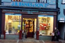 JB Banks & Sons, Cockermouth, United Kingdom