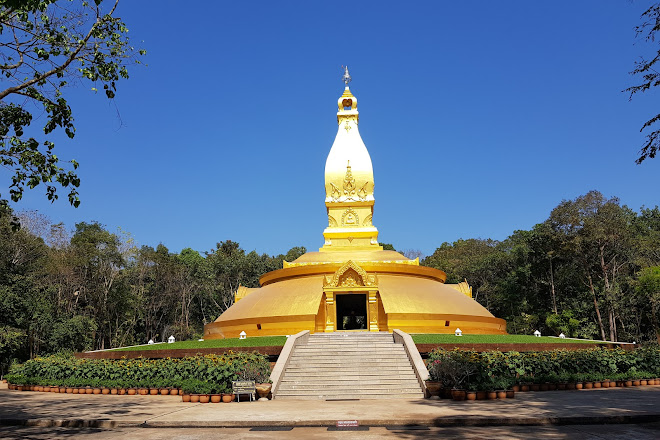 Visit Wat Nong Pah Pong On Your Trip To Ubon Ratchathani Or