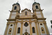 Basilica Wilten, Innsbruck, Austria
