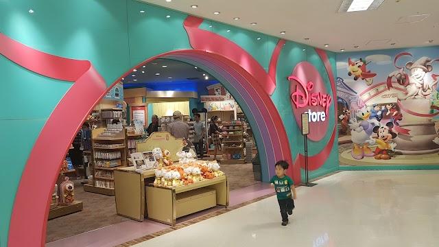 Disney Store Shinjuku Takashimaya store