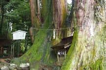 Hagihiyoshi Shrine, Tokigawa-machi, Japan