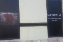 Museum of War and Genocide Victims 1992-1995, Mostar, Bosnia and Herzegovina