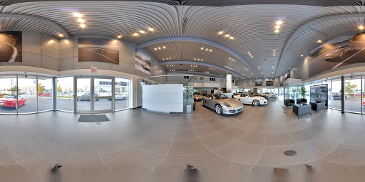 Pfaff Porsche | Toronto Google Business View