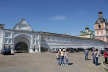 Goritskiy Monastery, Pereslavl-Zalessky, Russia