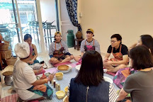 Cooking Activity by Chef Aey, Bangkok, Thailand