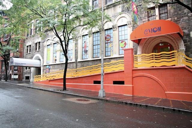 Childerns muzeum of Manhattan