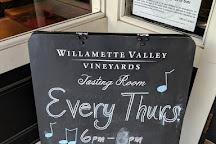 Willamette Valley Vineyards Wine Center, McMinnville, United States