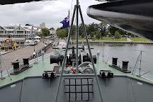 HMAS Castlemaine, Melbourne, Australia