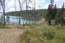 Green Lake Provincial Park, 70 Mile House, Canada