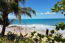 El Gallito Beach, Isla de Vieques, Puerto Rico
