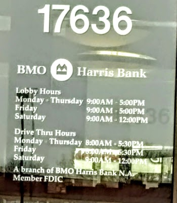 BMO Harris Bank - Mortgage Banker (Deena L Ness) Payday Loans Picture