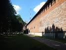 улица Октябрьской Революции, дом 12 на фото в Смоленске: Аллея городов-героев