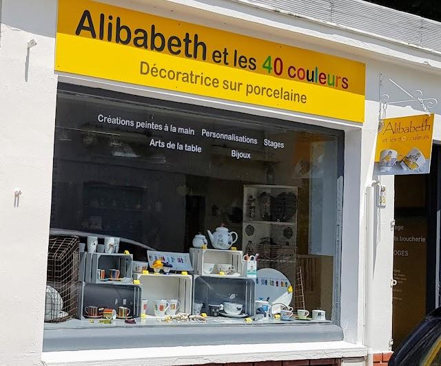 Ali Babeth et les 40 couleurs