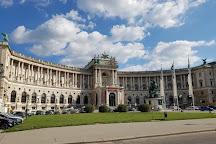 Heldenplatz, Vienna, Austria
