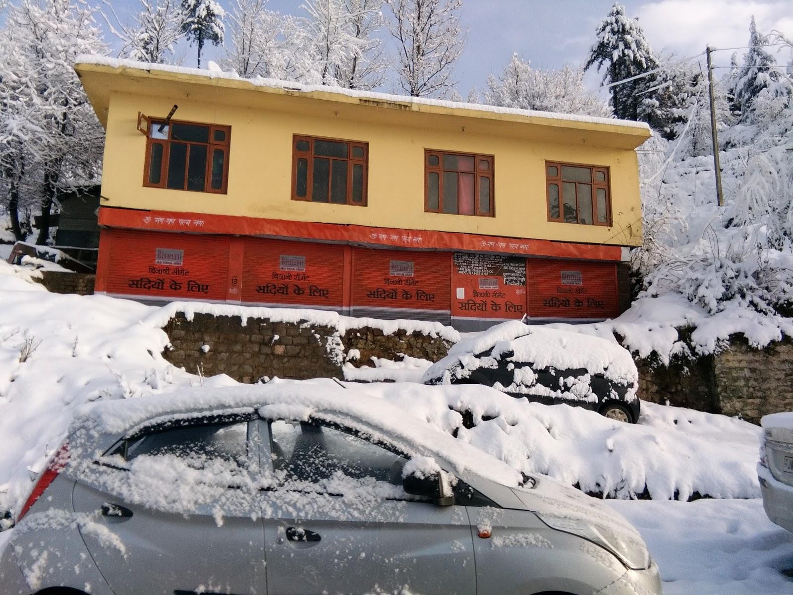 Hotel Jai Skahan Hotel Alpine Kud Around Guides