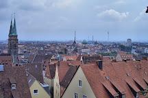 Fernmeldeturm Nurnberg, Nuremberg, Germany