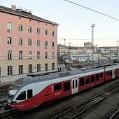 Железнодорожная станция  Budapest Deli