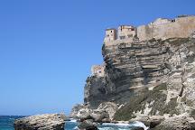 Sutta Rocca Beach, Bonifacio, France