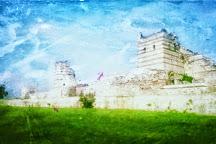 The Theodosian Walls, Istanbul, Turkey