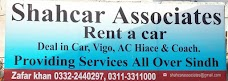 Shahcar Associates rent a car karachi