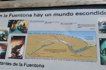 Monumento Natural De La Fuentona, Calatanazor, Spain