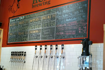 Angry Hen Brewing, Kaslo, Canada