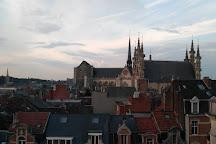 Town Hall (Stadhuis), Leuven, Belgium