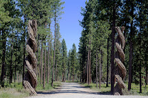 Blackfoot Pathways:Sculpture in the Wild, Lincoln, United States