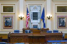 Virginia Capitol Building, Richmond, United States